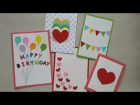 easy greeting card cards videolike