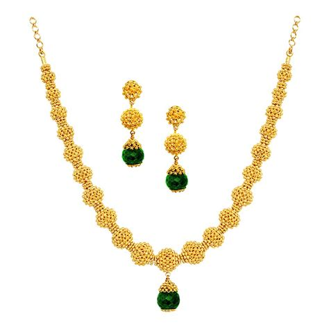 indian necklace necklaces indian traditional handmade gold balls