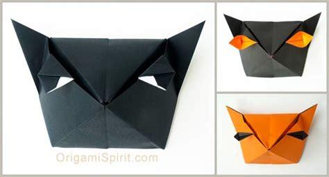 origami cat box origami cat box for tutorial
