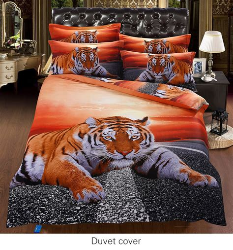 3d comforters sets buy wholesale tiger comforter set from china tiger