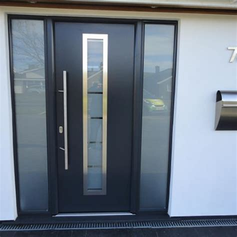 aluminium front doors uk aluminium front doors brighton sussex glazing services