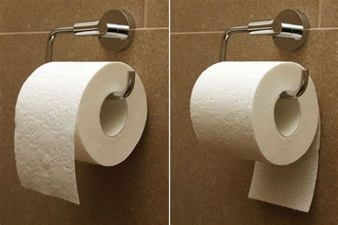 toilet paper rolls does your toilet paper roll or