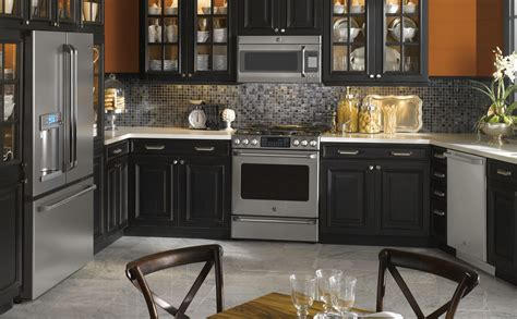 designer kitchen appliances black appliances kitchen design quicua