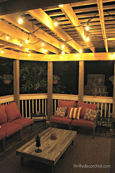 best outdoor lights the best outdoor lights from thrifty decor
