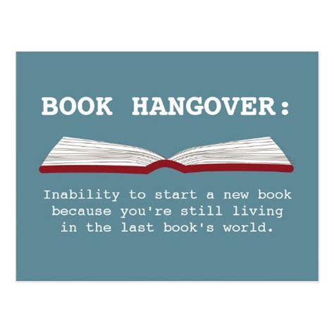 definition of picture book book hangover definition book lover postcard zazzle