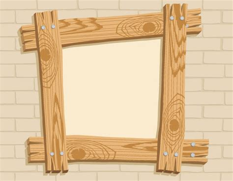 page woodworking wooden frame eps free vector 177 738 free vector