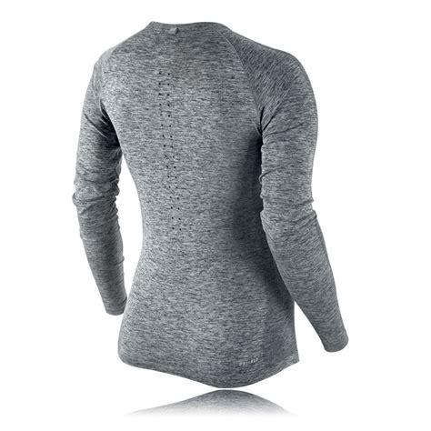 nike running knit nike dri fit knit s running top sp16 sportsshoes