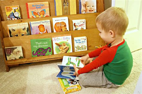 Selecting Limiting And Displaying Books For Toddlers