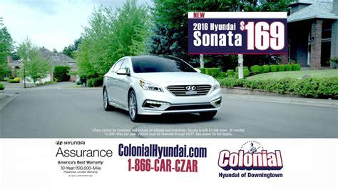 Colonial Hyundai by Colonial Hyundai 6000 Trade In Guarantee