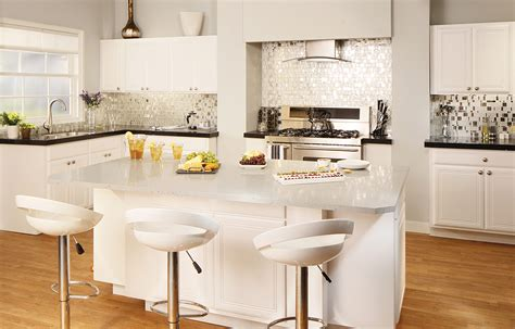Kitchen Island With Granite Countertop how to select the right granite countertop color for your
