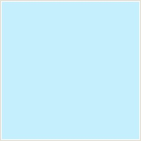 baby blue lights c5effd hex color rgb 197 239 253 baby blue
