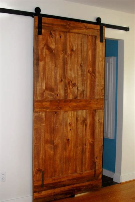 barn door dimensions sliding barn door hardware kits made from your dimensions