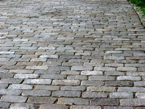 cobblestone patio pavers cobblestone patio pavers how to install a cobblestone