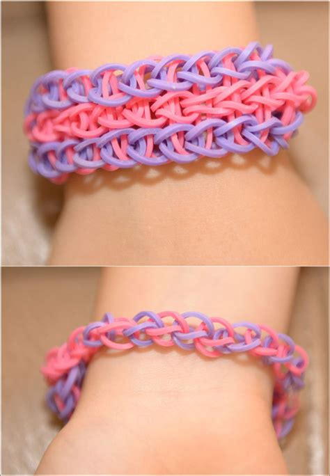 make rubber band jewelry time to make rubber band bracelets with this rainbow loom