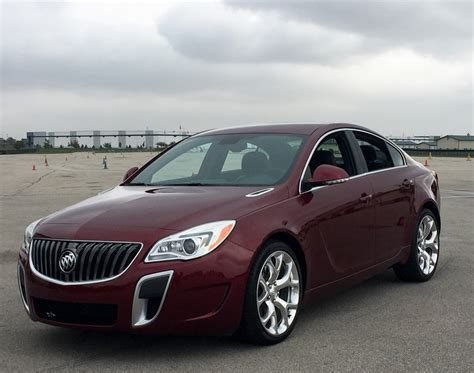2016 Buick Regal Gs by 2016 Buick Regal Gs The Awesomer