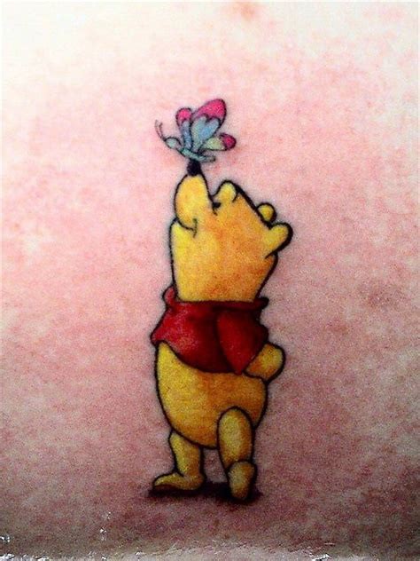 friends forever with winnie the pooh tattoos 171 tattoo