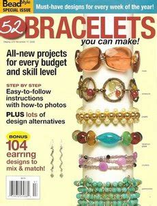 bead style magazine bead style 52 bracelets książki i czasopisma filciinne
