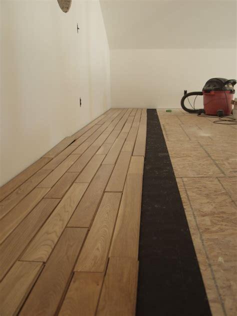 macky s new house 183 oak floors