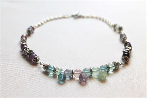 how to make bead jewelry with wire wire wrapping for beginners day 15 beaded necklace with