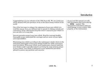 car repair manuals online pdf 2009 acura rl transmission control download 2009 acura rl owner s manual pdf 560 pages