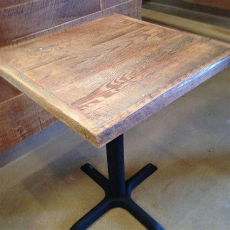 wood restaurant tables best 25 restaurant tables ideas on cafe