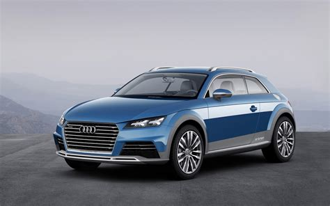 2014 Audi Allroad by 2014 Audi Allroad Shooting Brake Concept Wallpaper Hd