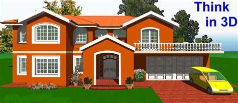 myhome 3d myhouse progetto casa in 3 d a colori