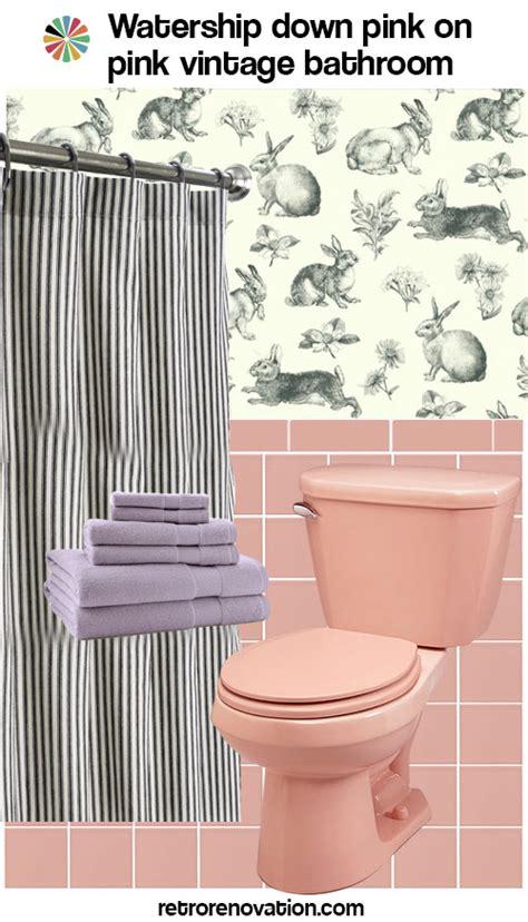 pink tile bathroom decorating ideas 13 ideas to decorate an all pink tile bathroom retro
