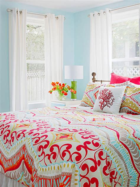 paint color for quilt room real colorful bedrooms better homes and gardens