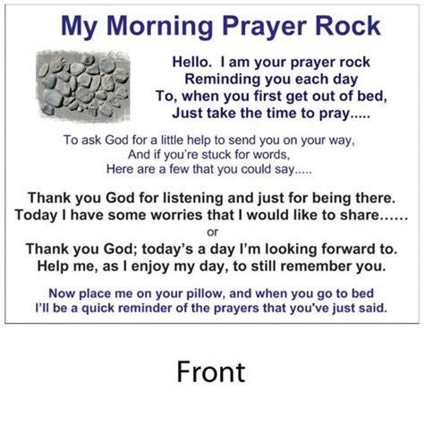 how to make prayer angelas poems shop club gift prayer rock