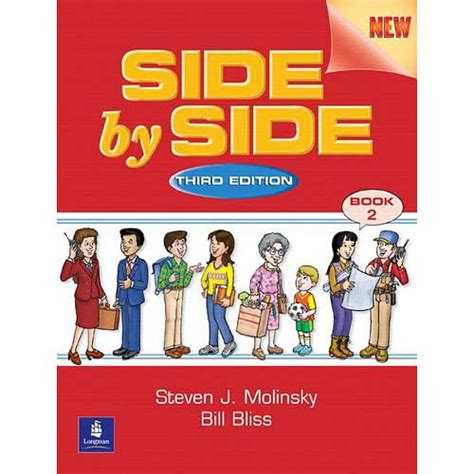 picture books for esl students side by side book 2 walmart