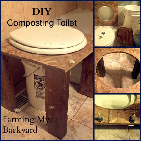 Joseph Composting Toilet by How To Make Your Own Diy Composting Toilet Farming My