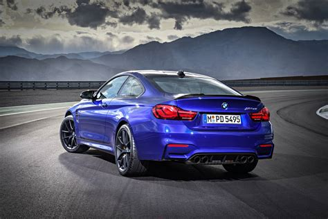 Bmw M4 by Official 2018 Bmw M4 Cs Gtspirit