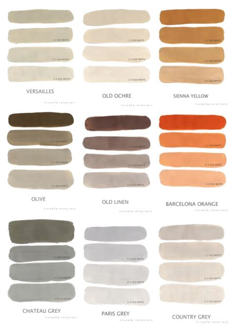 chalk paint mixed colors 18 of the best sloan painted furniture books