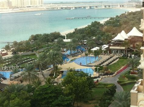 front of mina picture of le meridien mina seyahi resort and marina dubai tripadvisor