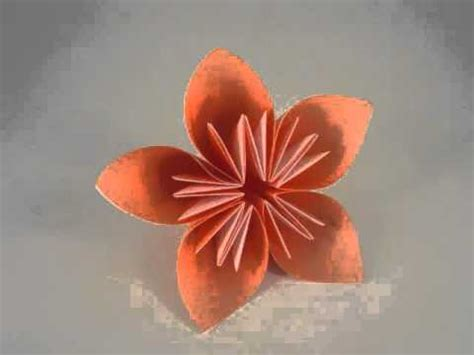 types of origami flowers origami flowers