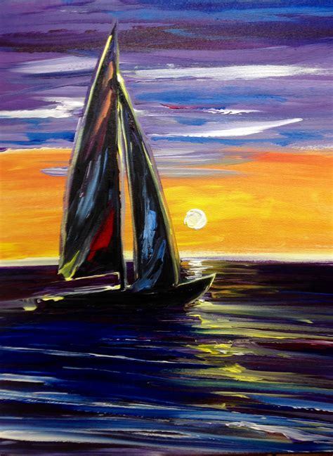 paint nite near boston back bay bistro 06 28 2017 paint nite event