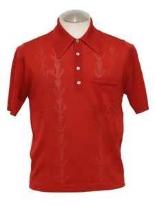 knitted shirts 1960 s knit shirt montagut 60s montagut mens bright