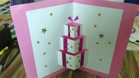 pop up cards for to make handmade pop up card