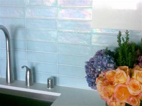 adhesive kitchen backsplash self adhesive backsplashes hgtv