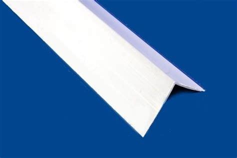 plastic beading strips upvc plastic rigid angle 90 degree corner white trim ebay