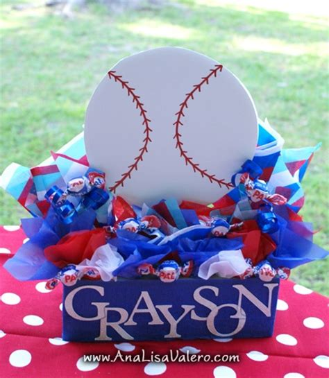 baseball centerpieces for tables 25 best ideas about baseball centerpieces on