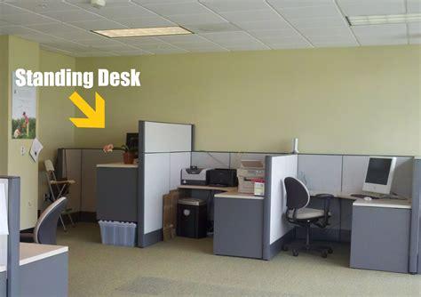 the office standing desk standing desk in the office standingdesk