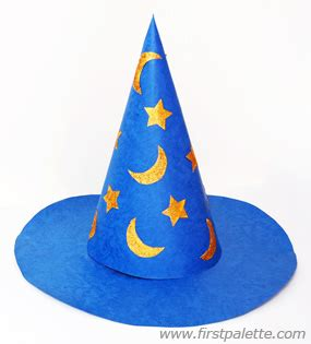 wizard crafts for wizard hat craft crafts firstpalette