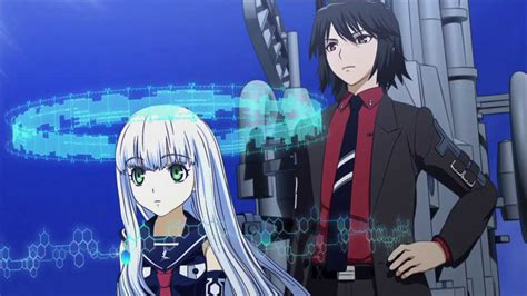 arpeggio of blue steel arpeggio of blue steel season 1 eps 4 5 anime review