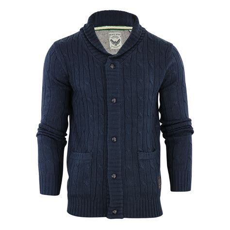 mens knit mens navy cable knit jumper crochet and knit