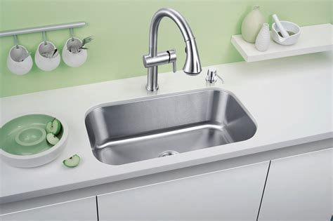 kitchen single sink 30x18 quot stainless steel single bowl kitchen sink usk 3018