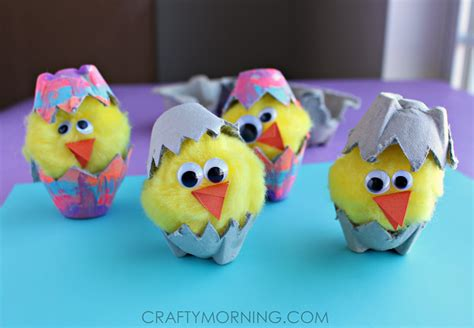 egg crafts for egg hatching craft crafty morning