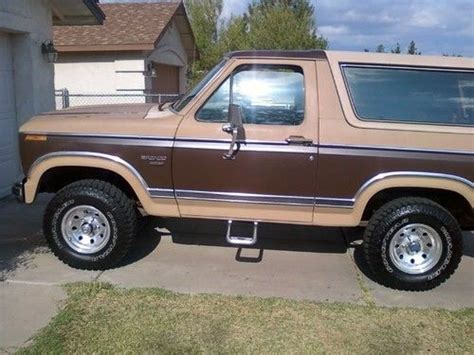 how to work on cars 1984 ford bronco ii seat position control 1984 ford bronco news reviews msrp ratings with amazing images