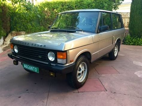 automobile air conditioning repair 1992 land rover range rover security system 1992 range rover classic 2 5d 2 door youtube